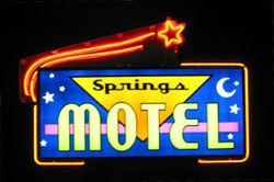 Website of places to stay in Yellow Springs, Ohio