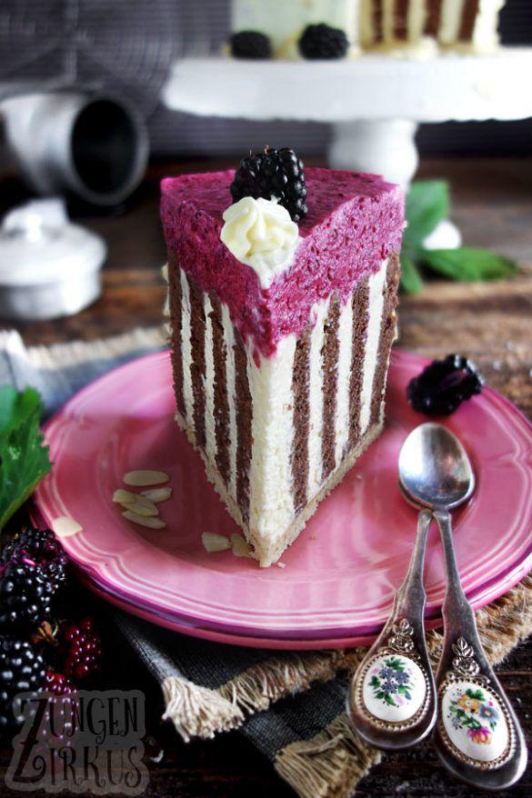 Wrap Cake Blackberry Wraps   – Kochrezepte