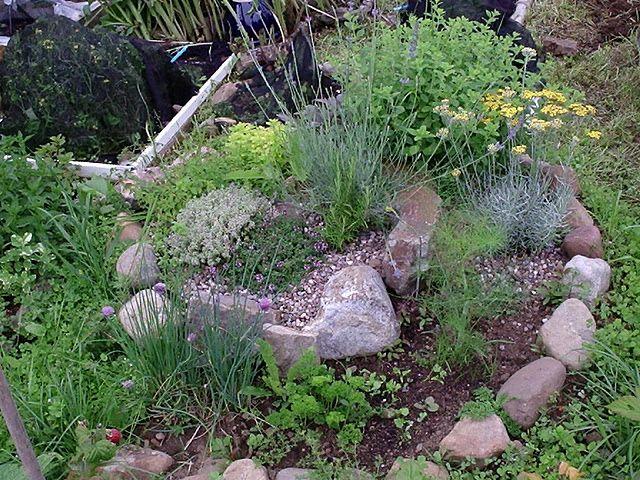 herb spiral now: Wil je zelf je keukenkruiden op een praktische en compacte manier kweken? Probeer dan eens een kruidenspiraal te maken.