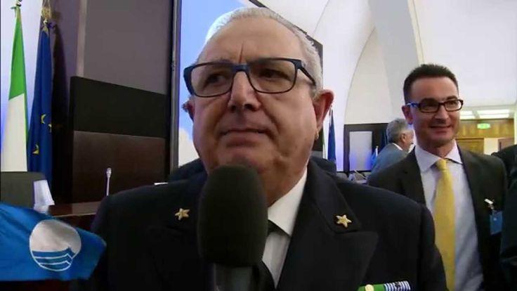 Dichiarazione dell'Ammiraglio Felicio Angrisano