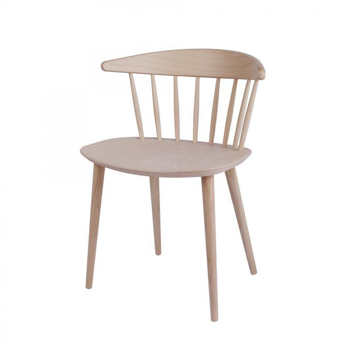 Les 25 meilleures id es concernant chaise danoise sur for Chaise barreaux