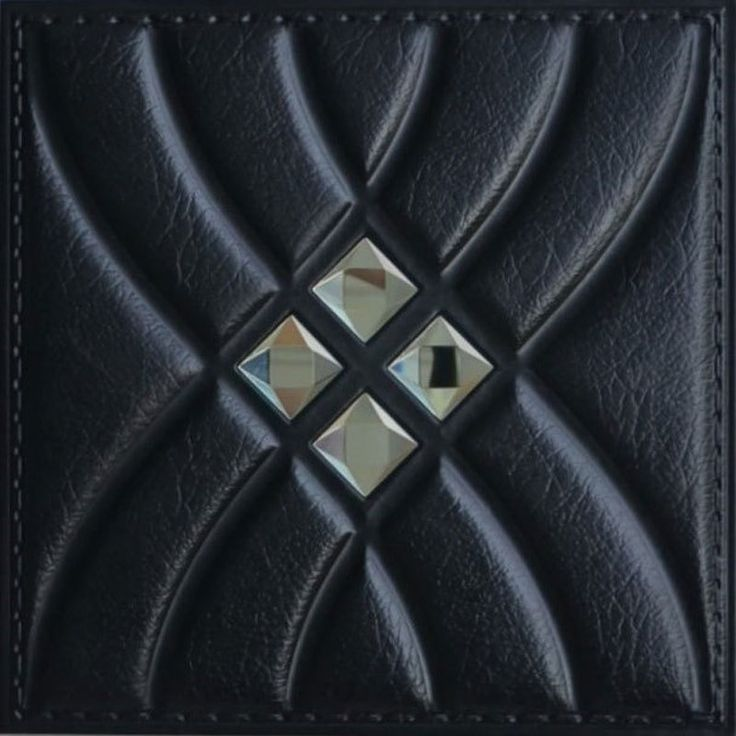 1000 images about black beauty on pinterest for Faux leather floor tiles