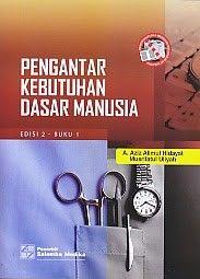 PENGANTAR KEBUTUHAN DASAR MANUSIA EDISI 2 BUKU 1 – A. Aziz Alimul Hidayat