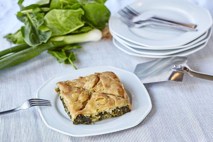 Σπανακόπιτα | Spinach pie
