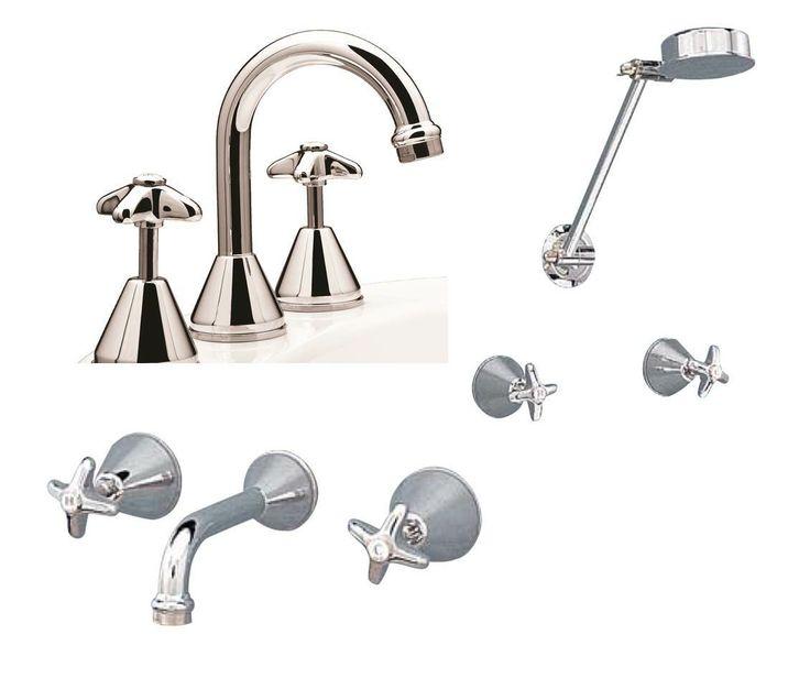 ABL Tile Centre - Bastow Fjord 3pce Set (Basin, Bath, Shower) Chrome, $149.00 (http://www.abltilecentre.com.au/bastow-fjord-3pce-set-basin-bath-shower-chrome/)