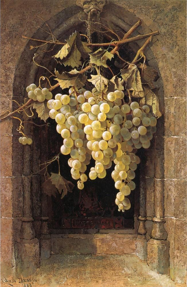 paintings of grapes - Google Search