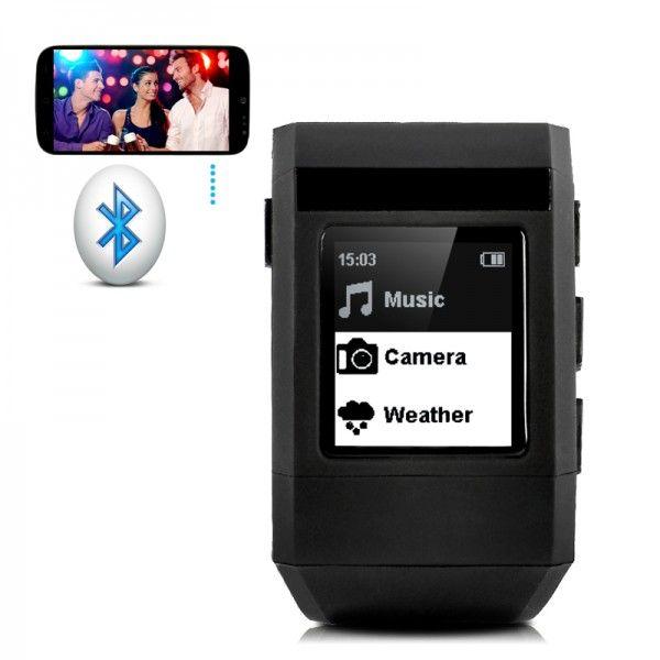 E-Paper Display Smartwatch 'Zebble'