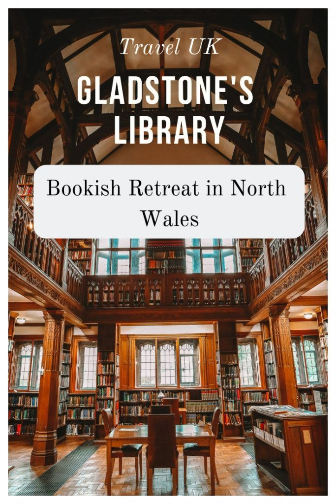Gladstone's Library: Perfect Writer's and Reader's Retreat in North Wales