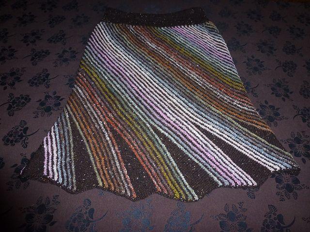 Ravelry: Swirl Skirt pattern by AnneLena Mattison