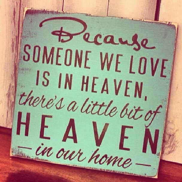17 Best Ideas About Missing Someone In Heaven On Pinterest