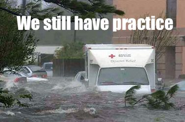 """We still have practice."" Coaches be like...."