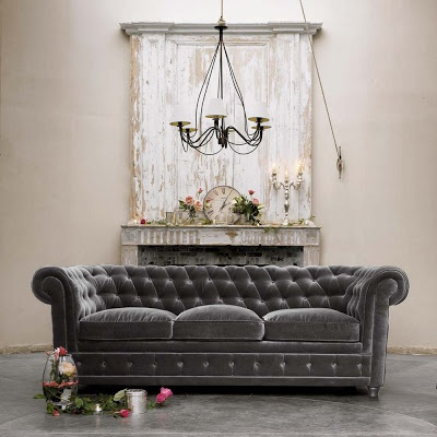 decorology: Lovely coastal and country French furnishings