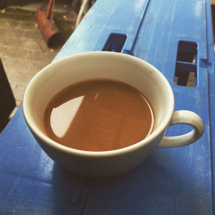 Kaffen fra brazil