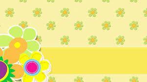 etiquetas escolares gratis flores - Buscar con Google