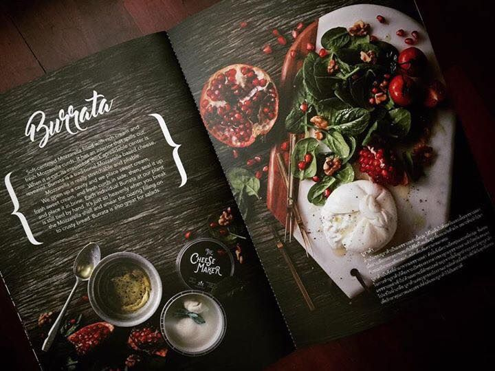 Look book Caroline cheese - Art director by Wajana