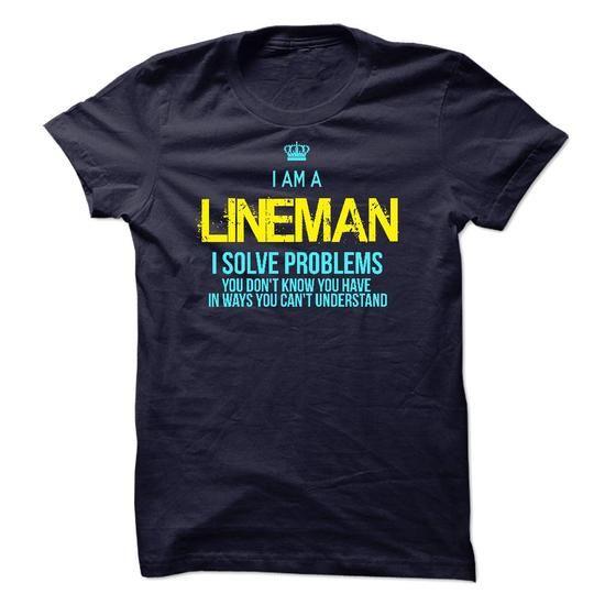 I am a Lineman - #hoodie #black zip up hoodie. LOWEST PRICE => https://www.sunfrog.com/LifeStyle/I-am-a-Lineman-13975426-Guys.html?60505