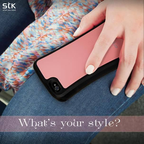 You're sure to dazzle everyone in a one mile radius if you opt for #STKProtection Cases which comes in different styles and hues. To know more simply log on: http://stk360.com/products/category-Protection/