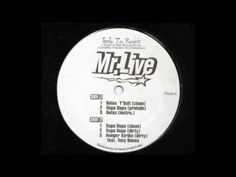 (12) Mr Live feat Tony Bones - Hunger Strike - YouTube