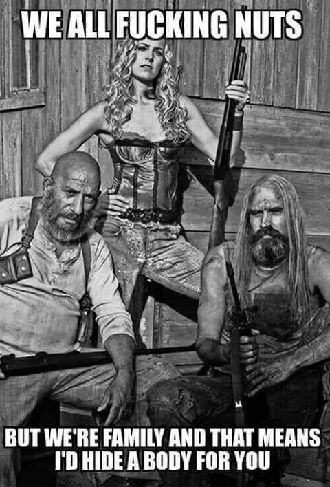House of 1000 Corpses/ Devils Rejects
