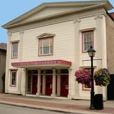 Take in a show at the Shaw Festival - the theater is just a few doors down from our front door!