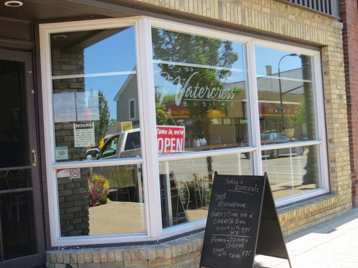 Watercress Bistro, 829 Queen Street, Kincardine, ON