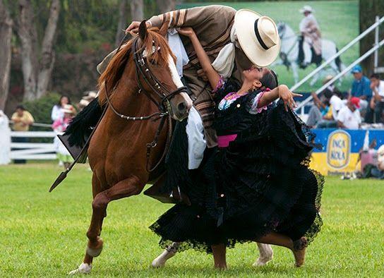 ¡Pensando en las maravillas del Perú! Gente, cultura, naturaleza: El caballo de…