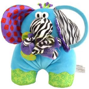 RC2 Lamaze Lullaby Elephant  A truly fun loving jungle friend for baby to interact and play with A peek a boo mirror arouses  http://www.comparestoreprices.co.uk/baby-gifts-and-toys/rc2-lamaze-lullaby-elephant.asp