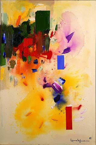 Hans Hofmann / The Castle / 1965