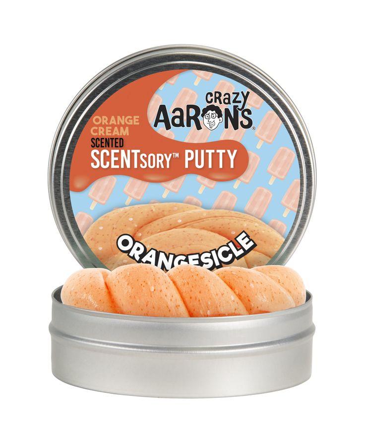 Crazy Aaron's SCENTSory Putty- Snackerjack