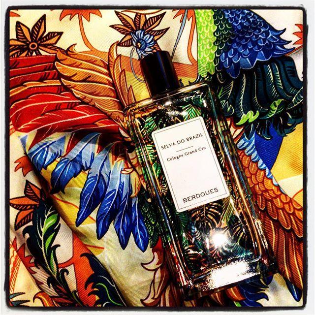 Un air de vacances souffle déjà sur la Corse - SELVA DO BRAZIL Collection Grands Crus - Parfumerie Les Divines Bastia (Corse - France)