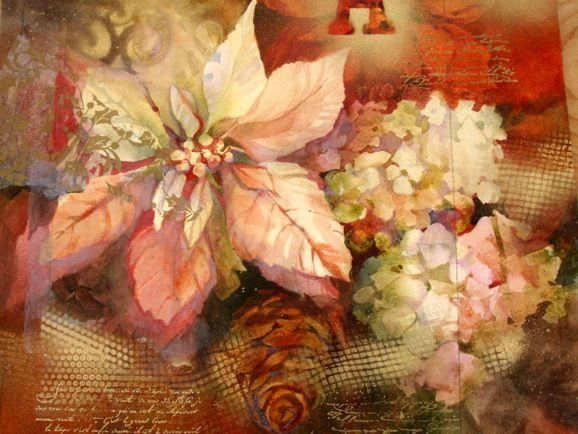 Famous Watercolor Flower Paintings (17)