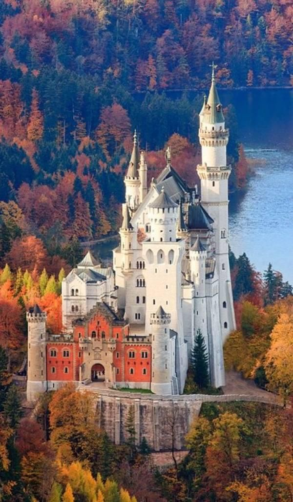 Neuschwanstein Castle - Munich, Germany