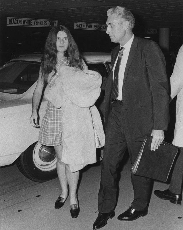 Patricia Krenwinkel | Charles Manson Family and Sharon Tate-Labianca Murders | Cielodrive.com