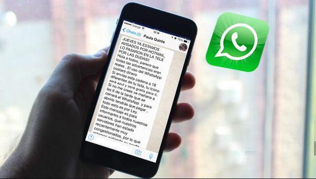 Cómo bloquear el SPAM en WhatsApp