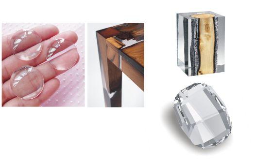 Sintafoam 1.1  invisible   Resina Trasparente - Anti-UV Basso ingiallimento - Prochima produzione  resine per  nautica - barche in  legno e vetroresina