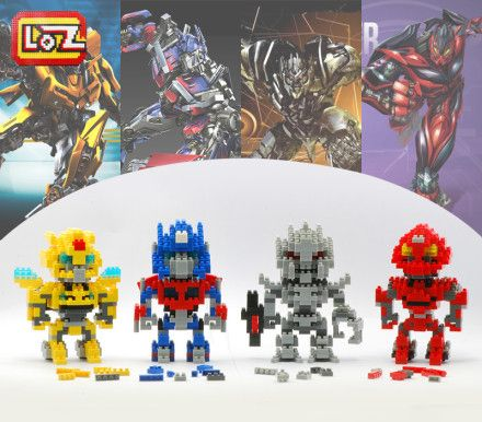 LOZ mni transformers series dimond block https://www.facebook.com/lozgroup