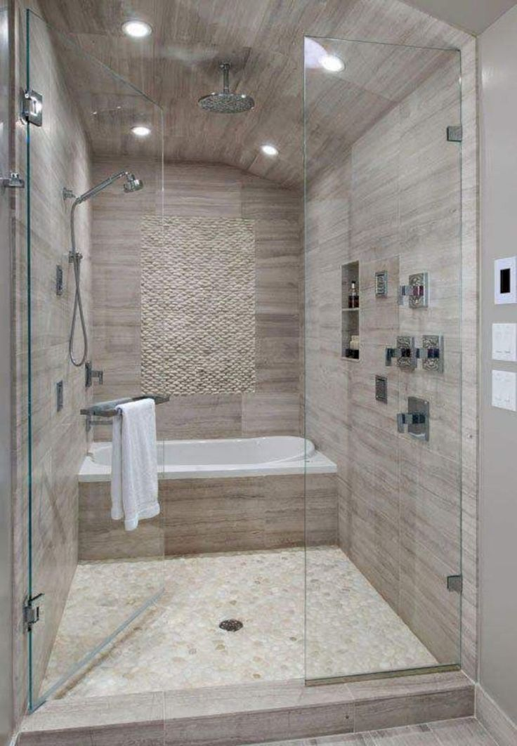 Best 25+ Standing shower ideas on Pinterest   Marble tile shower ...