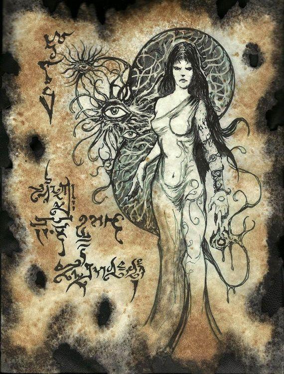 Craft Rune's [LEMURIAN WITCH]