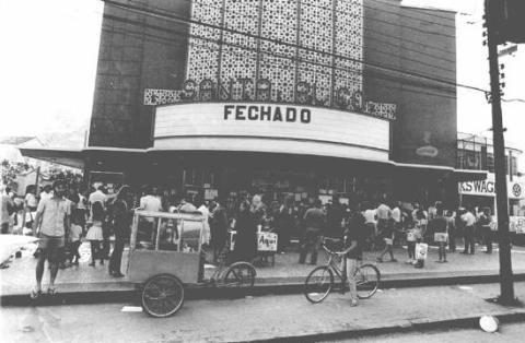 Santa Alice, fechado em 1982. O Cine Santa Alice, na Rua Barão do Bom Retiro, 1095, no Engenho Novo, era um cinema grande, do porte de outros grandes cinemas como Metro Boavista e Metro Tijuca, que também já não existem mais. Inaugurado em 1952,