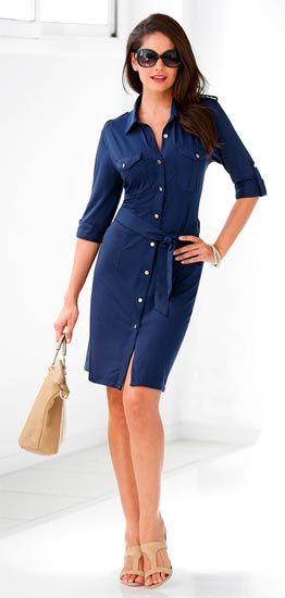 vestidos para oficina 2014 - Buscar con Google