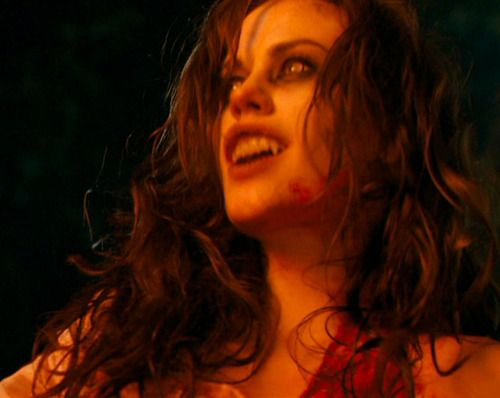 Female into Vampire | ... -Wolf: Female Werewolves, Shapeshifters and Other Horrors conference