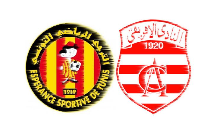 Le match du derby entre l'Espérance Sportive de Tuniset le Club Africain, aura lieu aujourd'hui, dimanche 3 avril 2016, au stade olympique de Rades, pour le compte de la 20è journée de la Ligue 1 Tunisienne De Football, à 15h30. Voici la formation des deux équipes : EST : Moez Ben Chrifia, Chamssedine Dhaouadi, Mohamed …