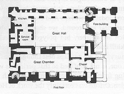 1000 images about medival building on pinterest birds for 11th century castles floor plan