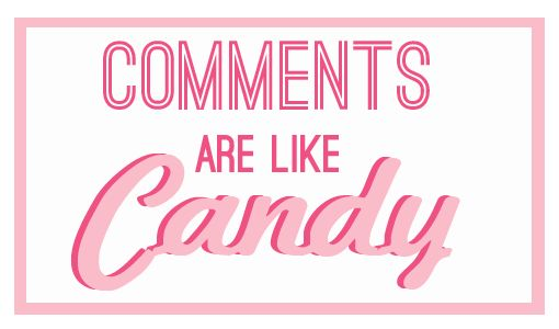 Crystal Cattle: Comments are Like Candy
