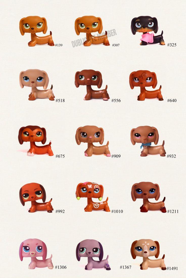 lps dachshund | Nicole`s LPS blog - Littlest Pet Shop: Pets: Dachshund