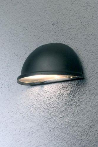 Buitenverlichting wandlamp terras tuin buiten lamp . Voor muur deur schuur of tuin huisje . Webwinkel www.rietveldlicht.nl