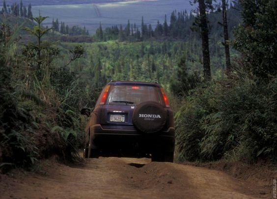 1997 Honda CR V: