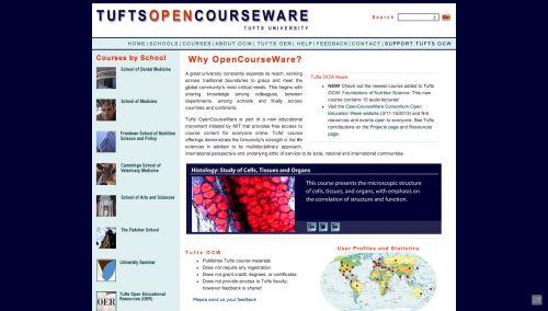 Index   Tufts OpenCourseWare