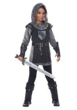 Girls Noble Knight Costume