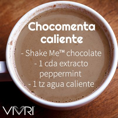 #VIVRI #health #salud #chocolate #drink #beverage #HotCocoa #delicious #ShakeMe